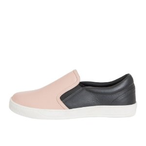 Slip On  Asapatilha Bicolor Rose