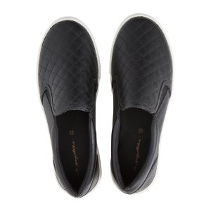 Slip On Asapatilha High Matelassê Preto