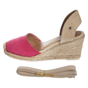 Espadrille Asapatilha Pink