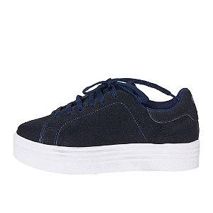Sneaker Asapatilha High Marinho