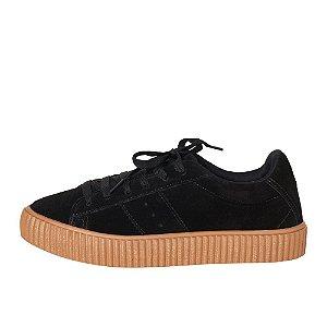 Sneaker Asapatilha sola Caramelo Preto