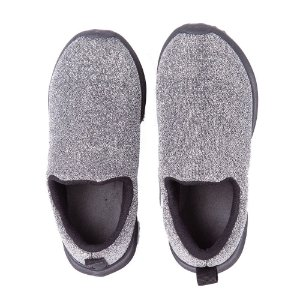 Slip On Ananás Shine Prata