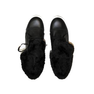 Sneaker Asapatilha Fur Black