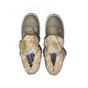 Sneaker Asapatilha Fur Ivory