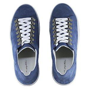 Sneaker Asapatilha Ilhós Jeans