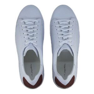 Sneaker Asapatilha Branco Red Heart