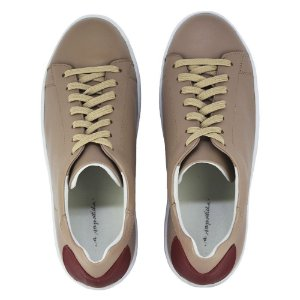 Sneaker Asapatilha Mocca Red Heart