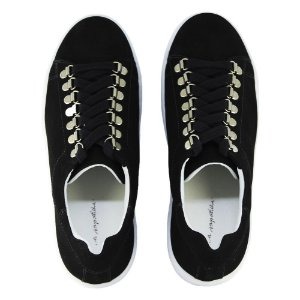 Sneaker Asapatilha Ilhós Preto