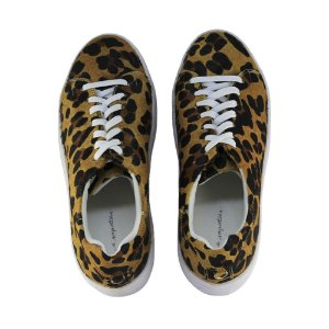 Sneaker Asapatilha High Leopard