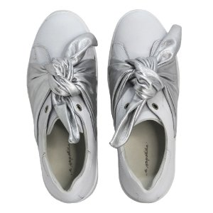 Sneaker Asapatilha Marina Prata