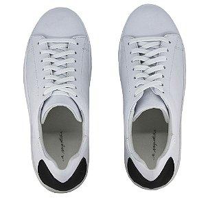 Sneaker Asapatilha Branco Black Heart
