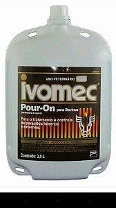 IVOMEC POUR ON - 50 ml