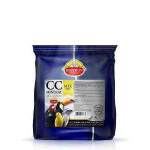 CC MINERAL MIX SEM CARVÃO - 1,5 kg