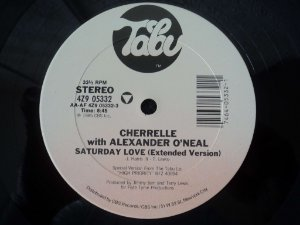 CHERRELLE & ALEXANDER O'NEAL - SATURDAY LOVE