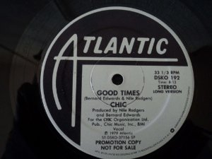 CHIC - GOOD TIMES