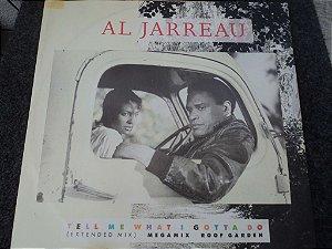 AL JARREAU - TELL ME WHAT I GOTTA DO