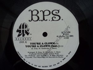 BPS  - YOU´RE A CLOWN