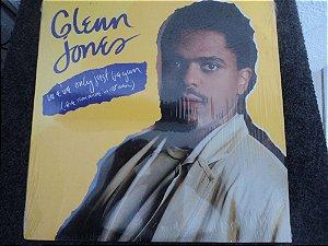 GLENN JONES - WE'VE ONLY JUST BEGUN