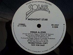 MIDNIGHT STAR - FREAK-A-ZOID/INSTRUMENTAL