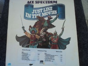 ACE SPECTRUM - JUST LIKE IN THE MOVIES