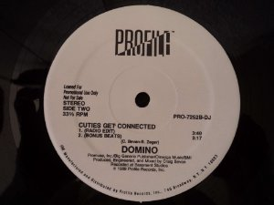 DOMINO - CUTIES GET CONNECTED