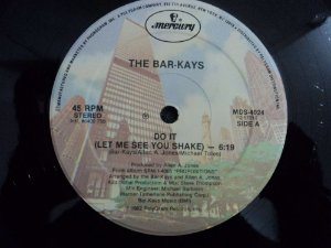 THE BAR-KAYS - DO IT/INSTRUMENTAL