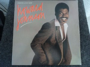 HOWARD JOHNSON - KEEPING LOVE NEW