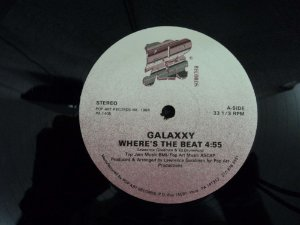 GALAXXY - WHERE´S THE BEAT