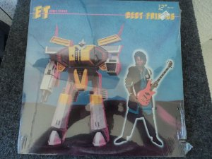 EDDIE TOWNS - BEST FRIENDS LACRADO
