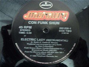 CON FUNK SHUN  - ELECTRIC LADY
