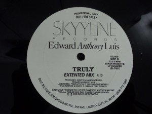 EDWARD ANTHONY LUIS  - TRULY