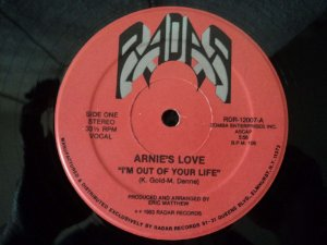 ARNIES LOVE - I'M OUT OF YOUR LIFE