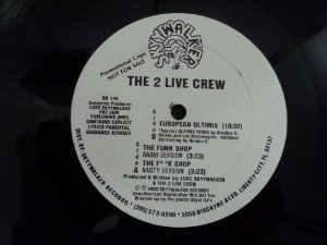 2 LIVE CREW - EUROPEAN ULTIMIX