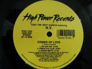 NV - CRIMES OF LOVE