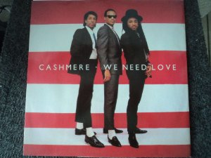 CASHMERE - WE NEED LOVE