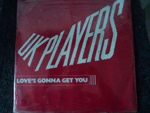 UK PLAYERS - LOVE'S GONNA GET YOU
