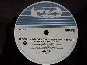 AMRA - SPECIAL KINDA OF LOVE