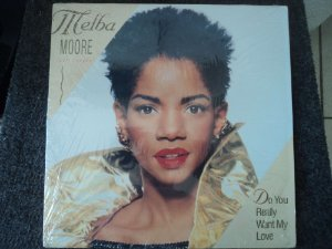 MELBA MOORE - DO YOU REALLY WANT MY LOVE