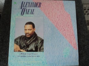 ALEXANDER O'NEAL - WHAT CAN I SAY TO MAKE YOU LOVE ME