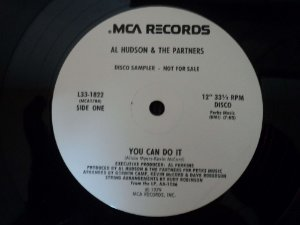 AL HUDSON - YOU CAN DO IT