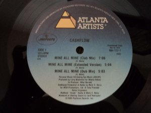 CASHFLOW - MINE ALL MINE