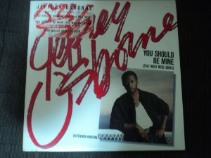 JEFFREY OSBORNE - YOU SHOULD BE MINE