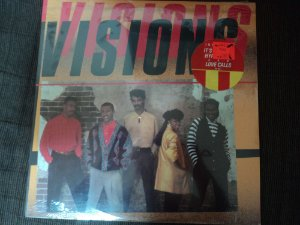 VISIONS - LP (INCLUINDO YOU'RE GONNA BE MINE)