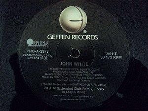 JOHN WHITE - VICTIM