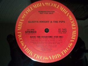 GLADYS KNIGHTS & THE PIPS - SAVE THE OVERTIME FOR ME PROMO