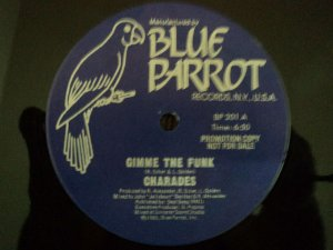 CHARADES - GIVE THE FUNK