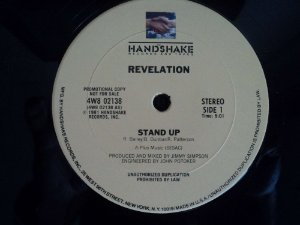 REVELATION - STAND UP