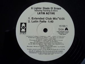 A LIGHTER SHADE OF BROWN - LATIN ACTIVE PROMO