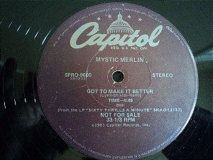 MYSTIC MERLIN - GOT TO MAKE IT BETTER