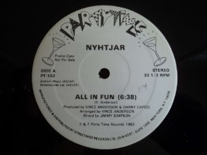 NYHTJAR - ALL IN FUN